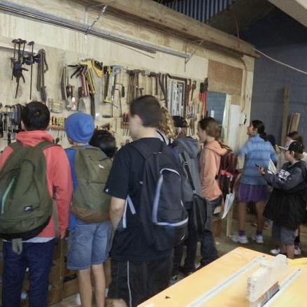 tool library tour